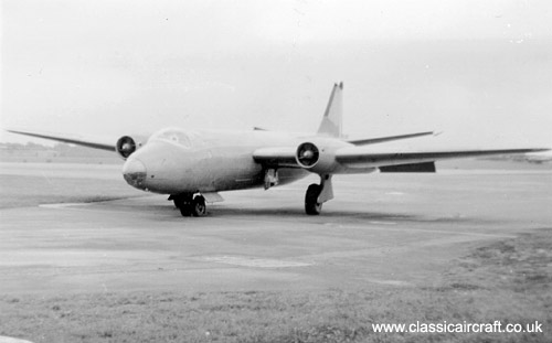 English Electric Canberra B1 photo