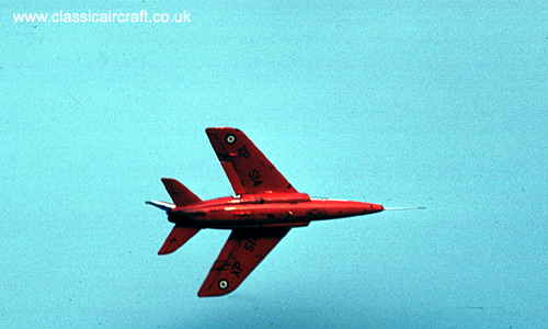 Folland Gnat photo