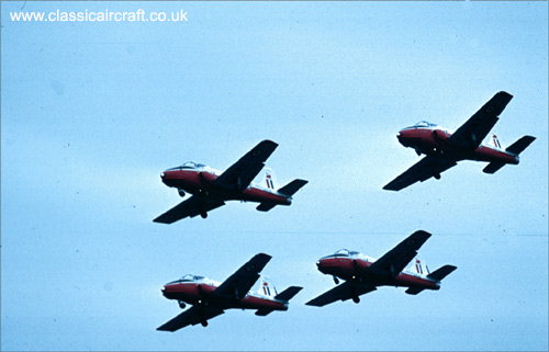 BAC Jet Provost photo
