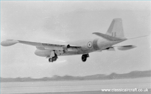 English Electric Canberra photo