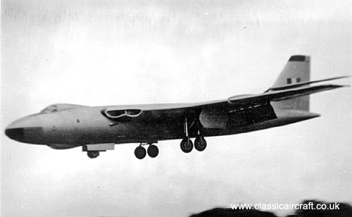Vickers Valiant B1 photo