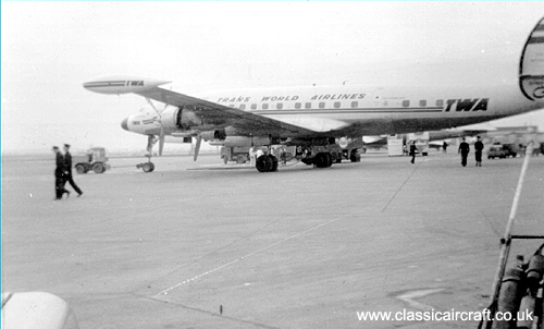 Lockheed Constellation photo