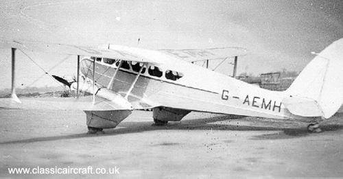 De Havilland Rapide photo