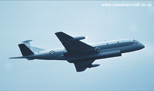 British Aerospace Nimrod photo